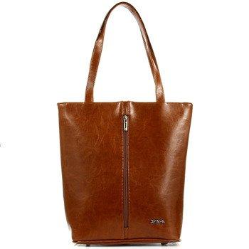 2550731da8c46 Shopper bag - duże torebki miejskie   sklep Skorzana.com