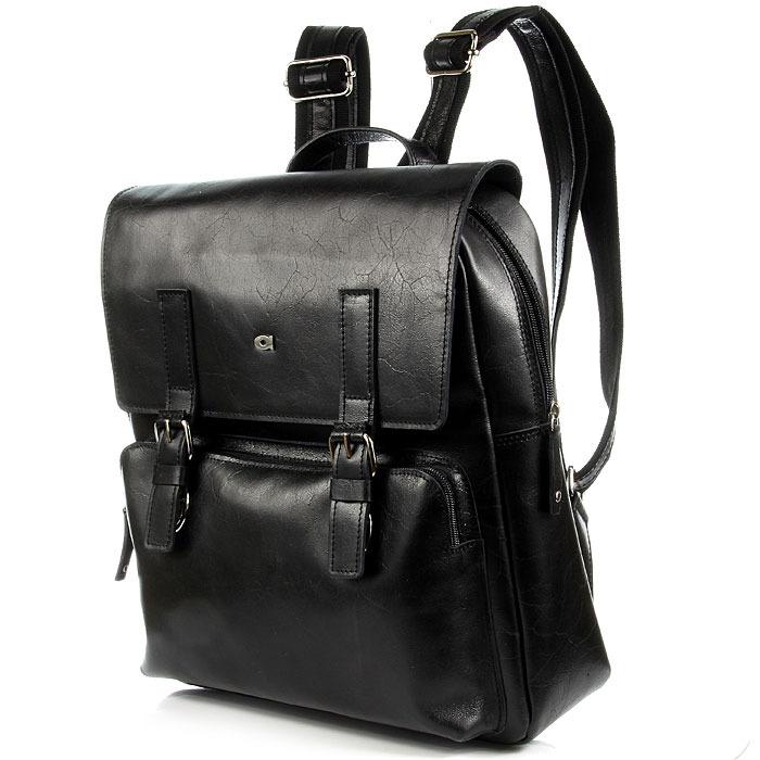 f62eb1eac4994 DAAG Jazzy Party 58 skórzany plecak w kolorze czarnym -  13691 ...