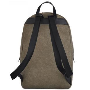 DAAG Clou Next 8 plecak skórzany i z tkaniny bawełnianej