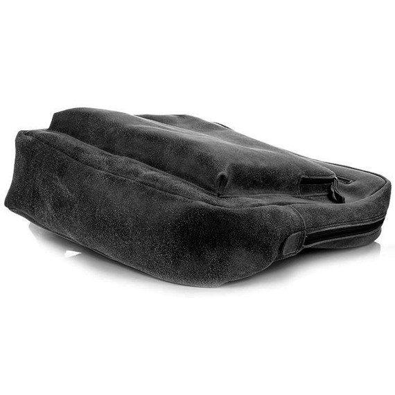 DAAG Jazzy Risk 145 plecak skórzany unisex czarny