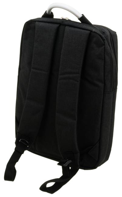 Duży plecak męski czarny David Jones PC-030 BLACK