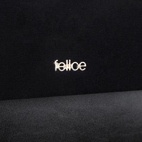 Kopertówka damska Felice F13A czarna