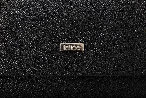 Kopertówka damska Felice F14 bling black