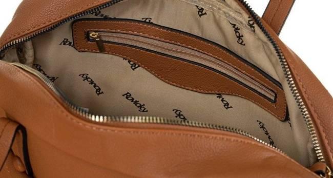 Listonoszka brązowa Rovicky TY21-01-R-4881 BROWN