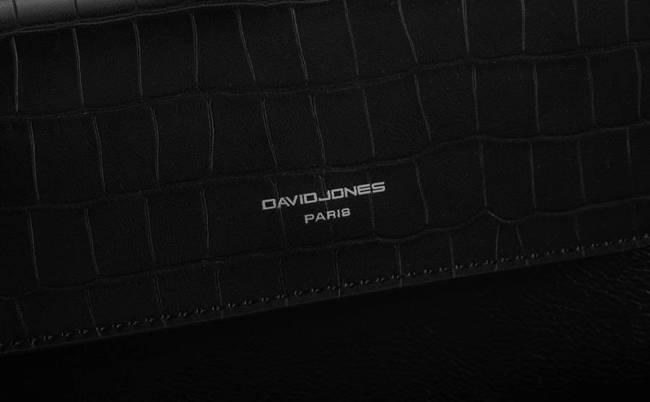 Listonoszka czarna David Jones CM6210 BLACK