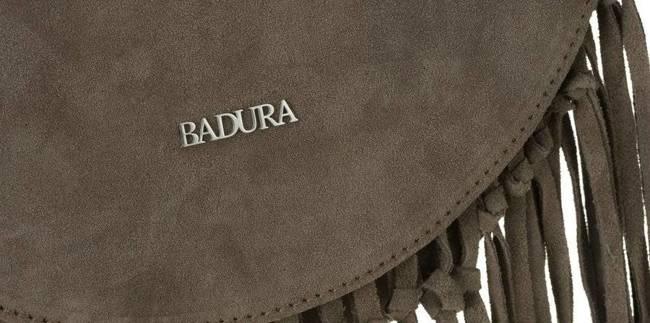 Listonoszka damska beżowa Badura T_D185BE_CD