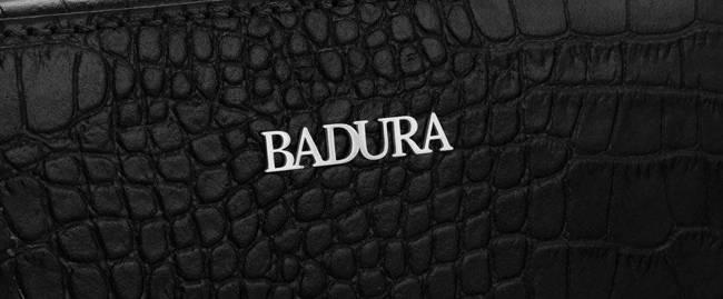 Listonoszka damska czarna Badura T_D191CZ_CD
