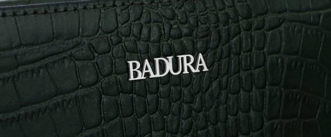 Listonoszka damska zielona Badura T_D191ZI_CD