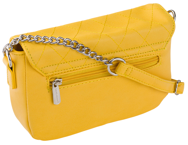 Listonoszka damska żółta David Jones CM5633 YELLOW
