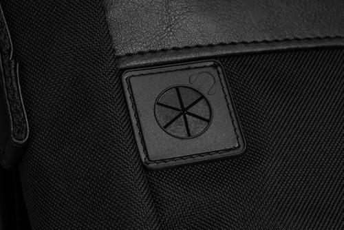 Listonoszka męska torba na ramię S17 KNOCK czarna