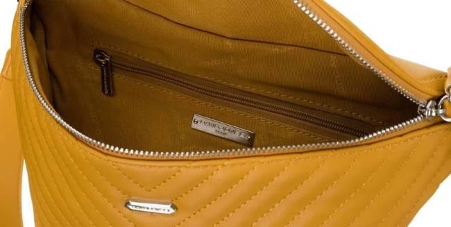 Listonoszka nerka żółta David Jones 6232-1 YELLOW