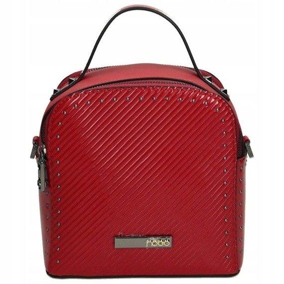 Mała torebka damska czerwona NOBO NBAG-H0550-C005