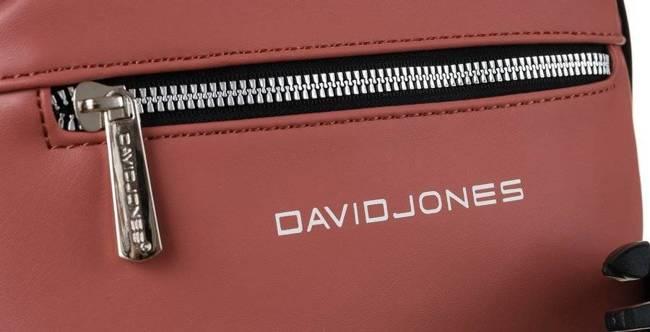 Nerka sportowa czerwona David Jones 6208-2 BRICK RED