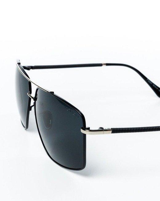 Okulary przeciwsłoneczne polaryzacyjne Rovicky SG-12-6768 BLACK