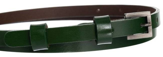 Pasek damski zielony Badura PBD-1-A-105-8457 GRE