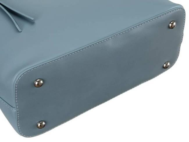 Plecak damski błękitny David Jones 6263-2 L.BLUE