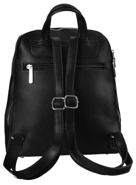 Plecak damski czarny David Jones 6531-2 BLACK