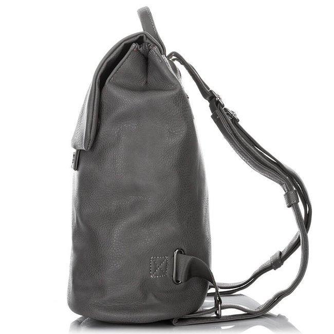 Plecak damski czarny Jennifer Jones 3125