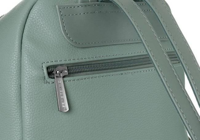 Plecak damski zielony David Jones 6521-2 L.GREEN