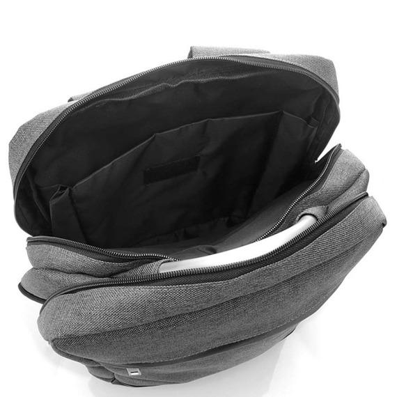 Plecak na laptopa unisex Extrem 4014-1 szary