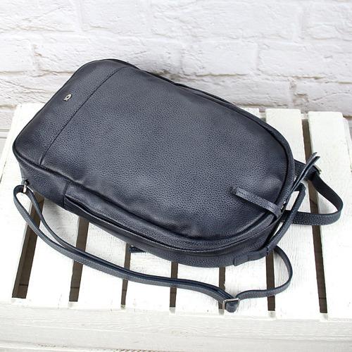 Plecak skórzany na tablet szary DAAG Native 9