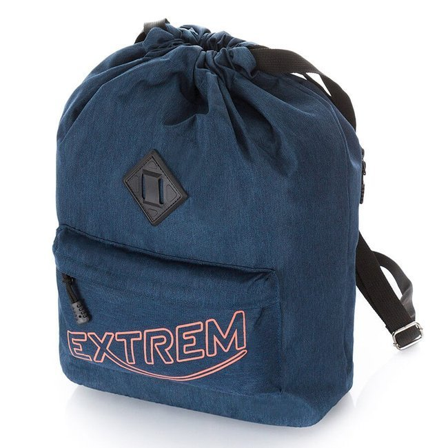 Plecak wodoodporny granatowy Extrem 2306-NV