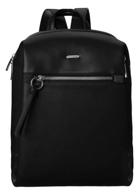 Plecak z kieszenią na tablet czarny David Jones CM6075 BLACK