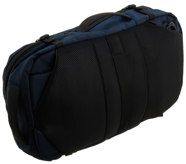 Plecak z miejscem na laptopa granatowy David Jones PC-029 D.BLUE