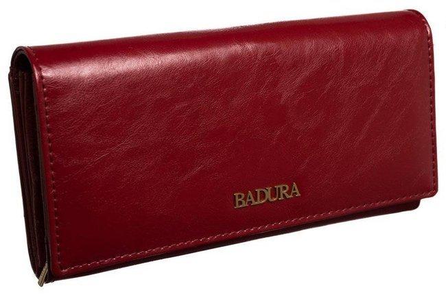 Portfel damski Badura B-8803P-BPR czerwony
