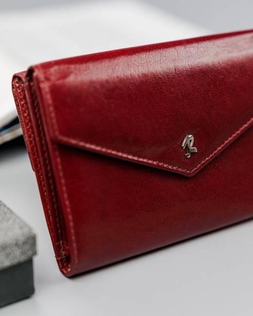 Portfel damski Rovicky N310-RBA RED