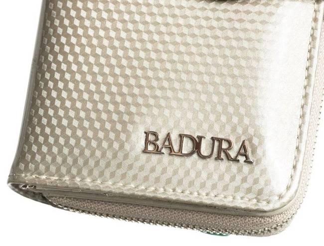Portfel damski beżowy Badura B-76116P-SBR