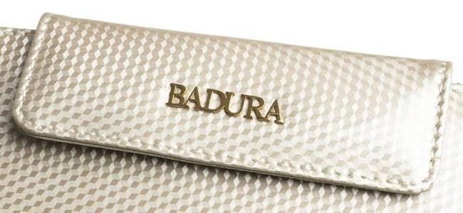 Portfel damski beżowy Badura B-8808P-SBR BEIGE