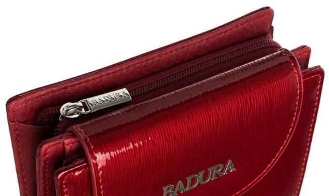 Portfel damski czerwony Badura B-41373P-SH
