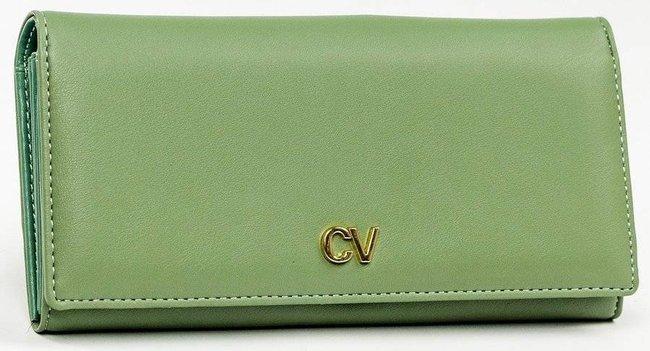 Portfel damski zielony 4U Cavaldi GD24-YD GREEN