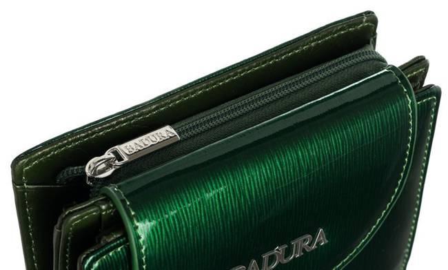 Portfel damski zielony Badura B-41373P-SH