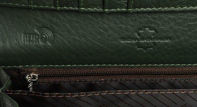 Portfel damski zielony Badura B-43876P-SH
