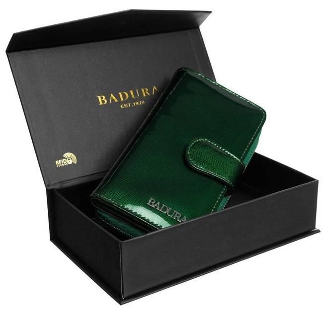 Portfel damski zielony Badura B-76116P-SH