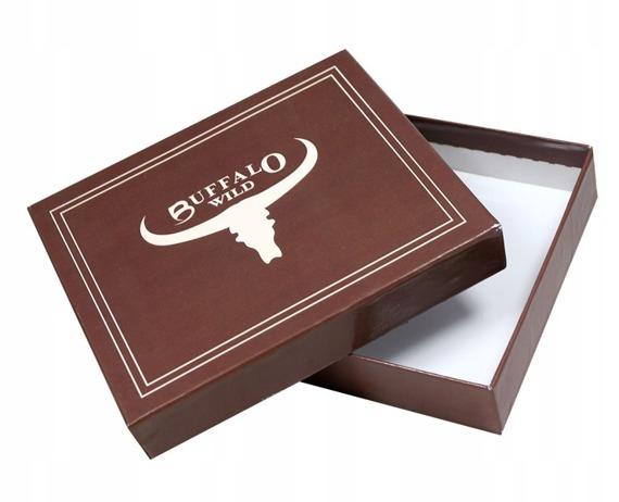 Portfel męski Buffalo Wild czarny RM-03L-BAW 2