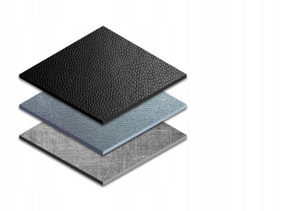 Portfel męski czarny Rovicky N992-VT-R8 BLACK