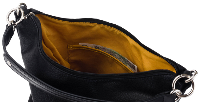 Shopper bag błękitny David Jones CM5632 L.BLUE