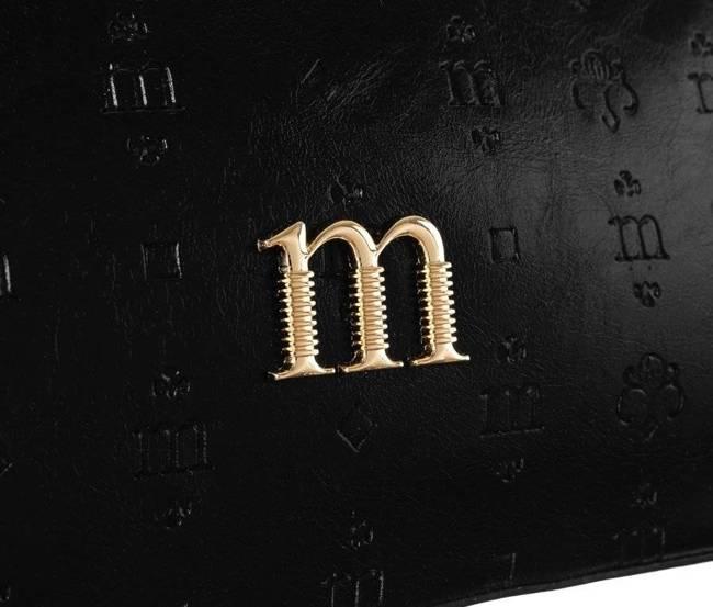Shopper bag czarny Monnari BAG2301-020