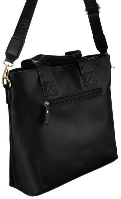 Shopperka damska czarna Monnari BAG3140-020