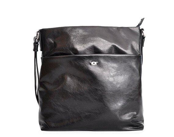 Skórzana torebka damska Daag Albedo 10 czarna