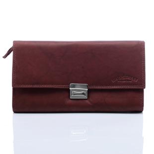 Skórzany portfel kelnerski XXL brązowy GA63