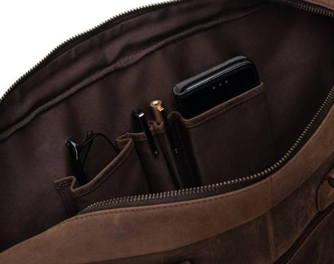 Torba na laptopa brązowa Always Wild LAP-15605-TGH-NL BRO