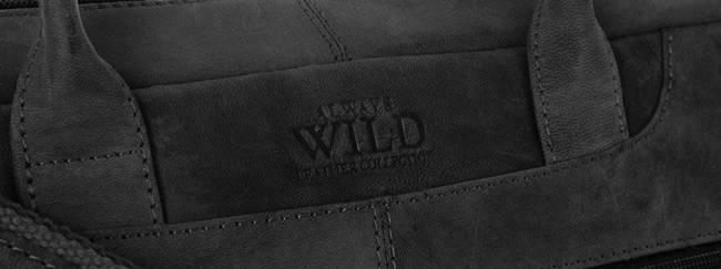 Torba na laptopa czarna Always Wild LAP-513-TGH-NL BLA