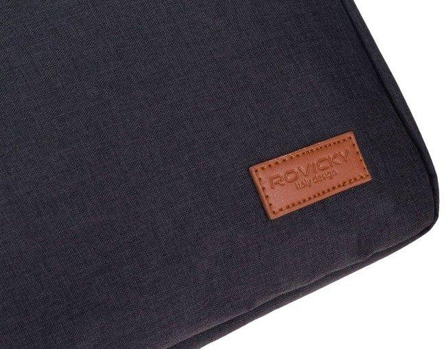 Torba na laptopa granatowa Rovicky NB0958-4597 NAVY