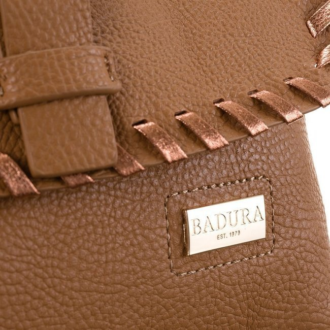 Torebka damska Badura BA-CP909326A Camel