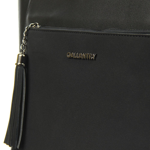 Torebka damska GALLANTRY TE1653 czarna