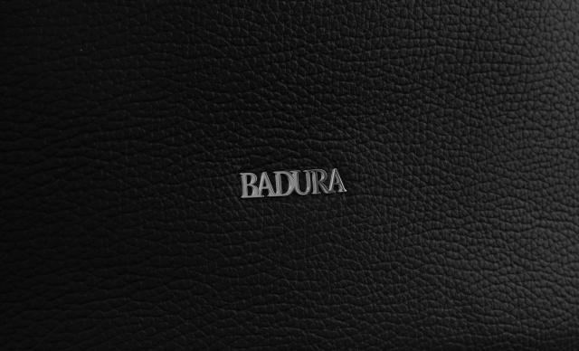 Torebka damska czarna Badura T_D107CZ_CD